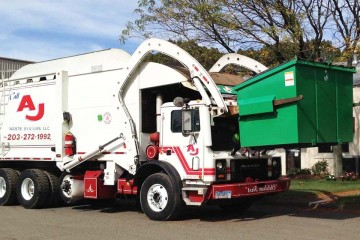 Commercial Trash Service